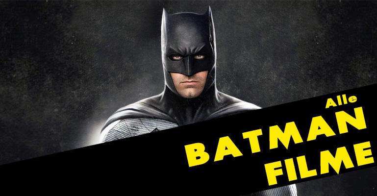Batman Reihenfolge